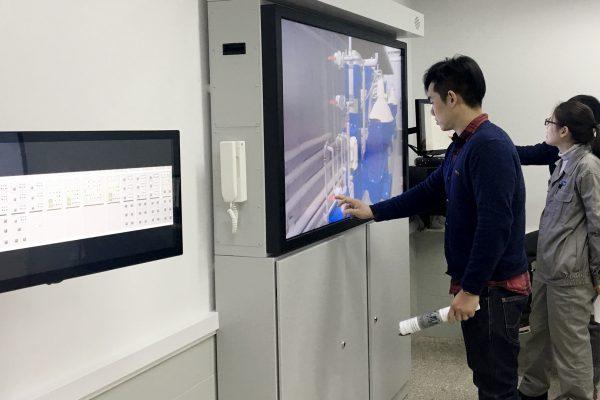First installation of Unitest Marine Simulators Full Mission in China