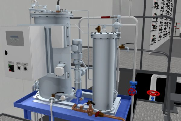 Unitest Marine Simulators Bilge System