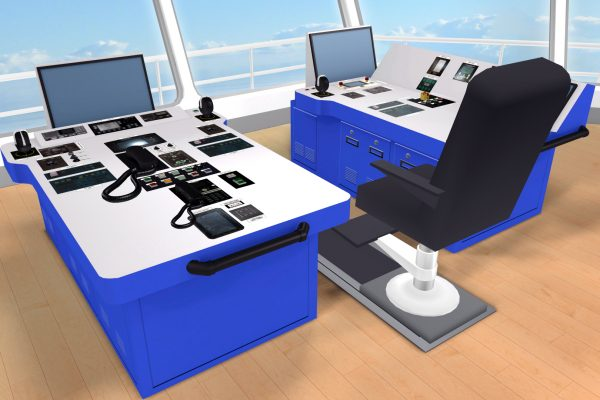 Unitest Marine Simulators Bridge