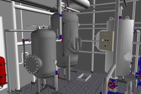 Unitest Marine Simulators DE3D