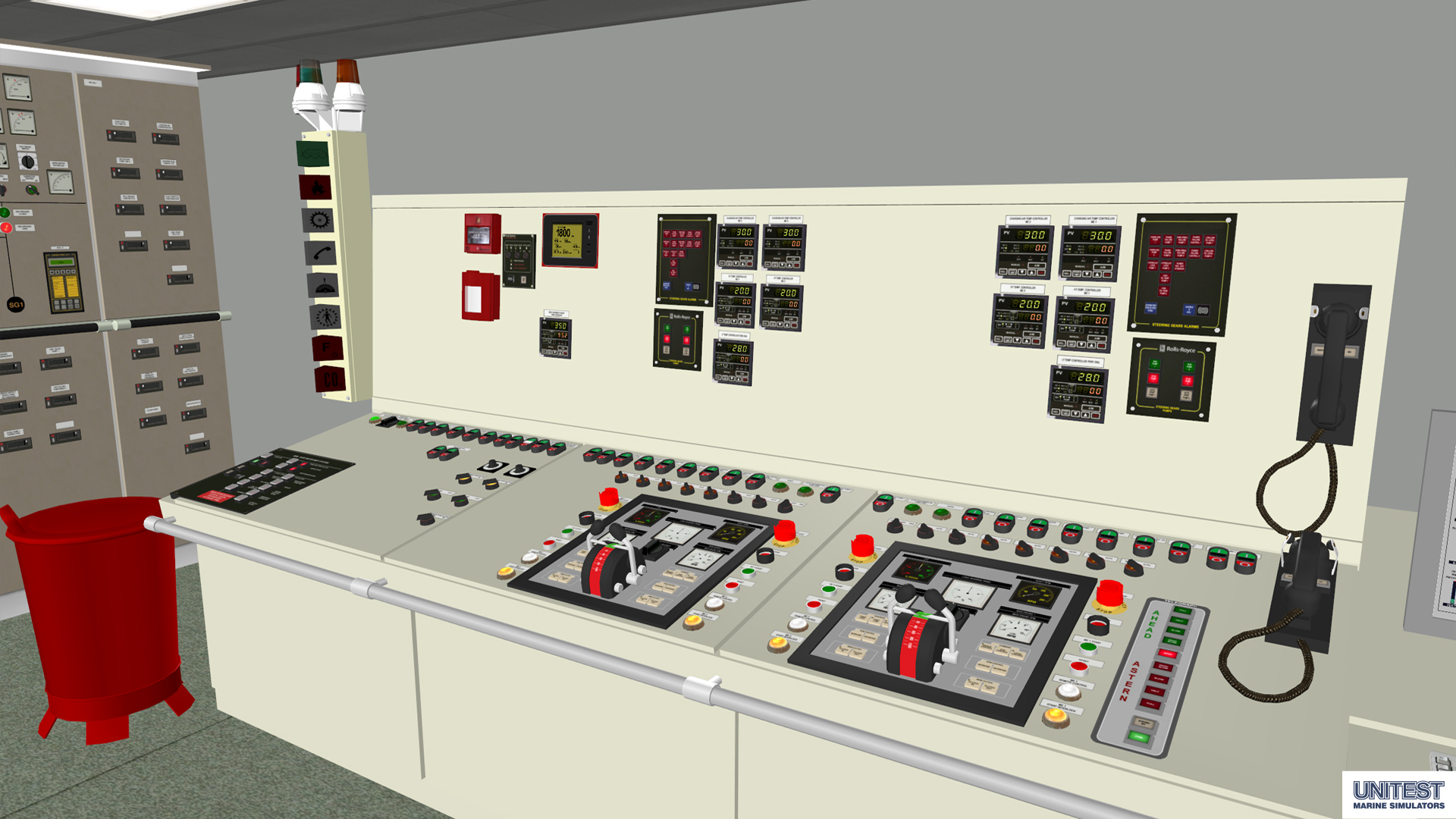 Software – Unitest Marine Simulators