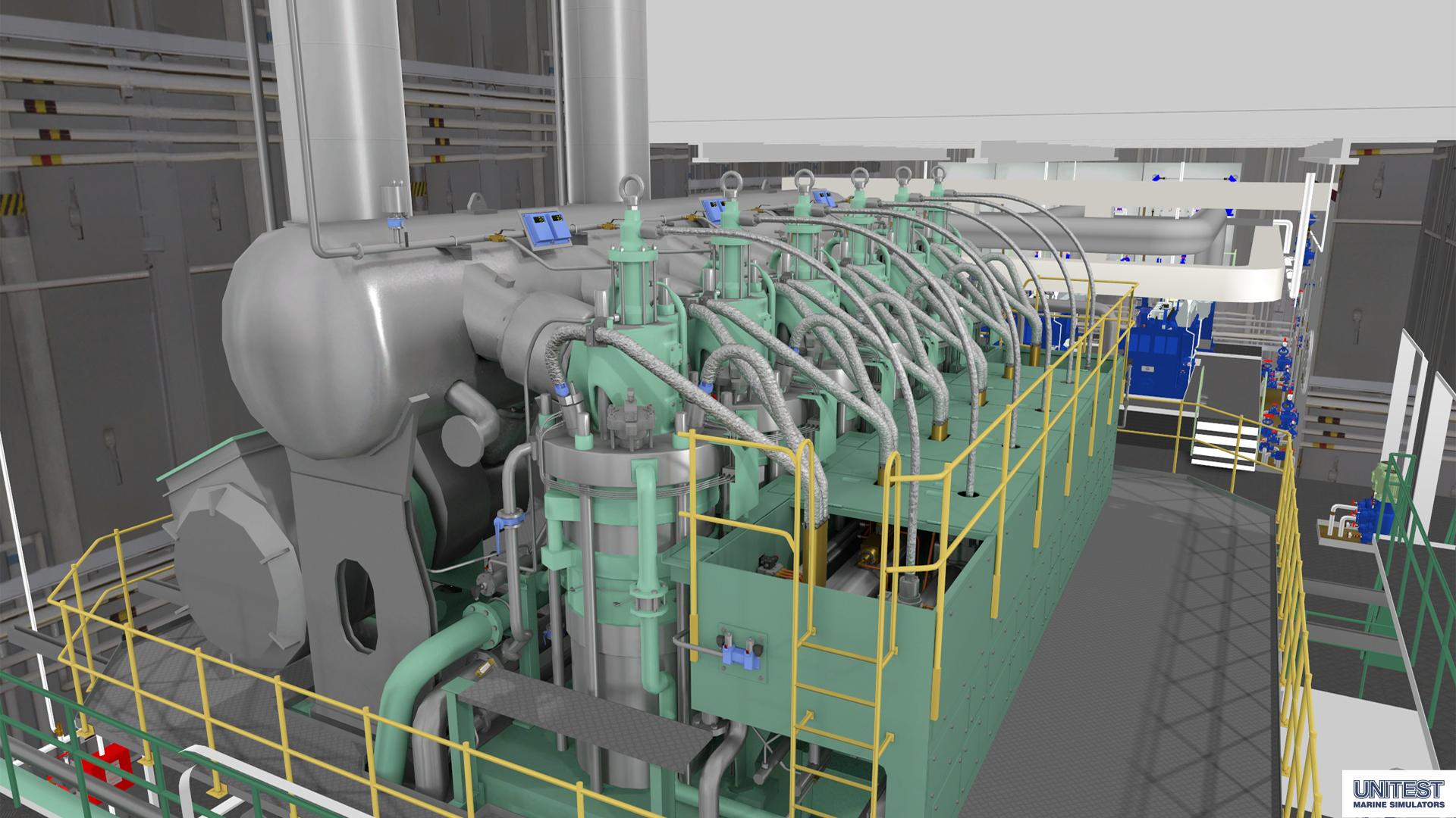 W Xpert3D – Unitest Marine Simulators