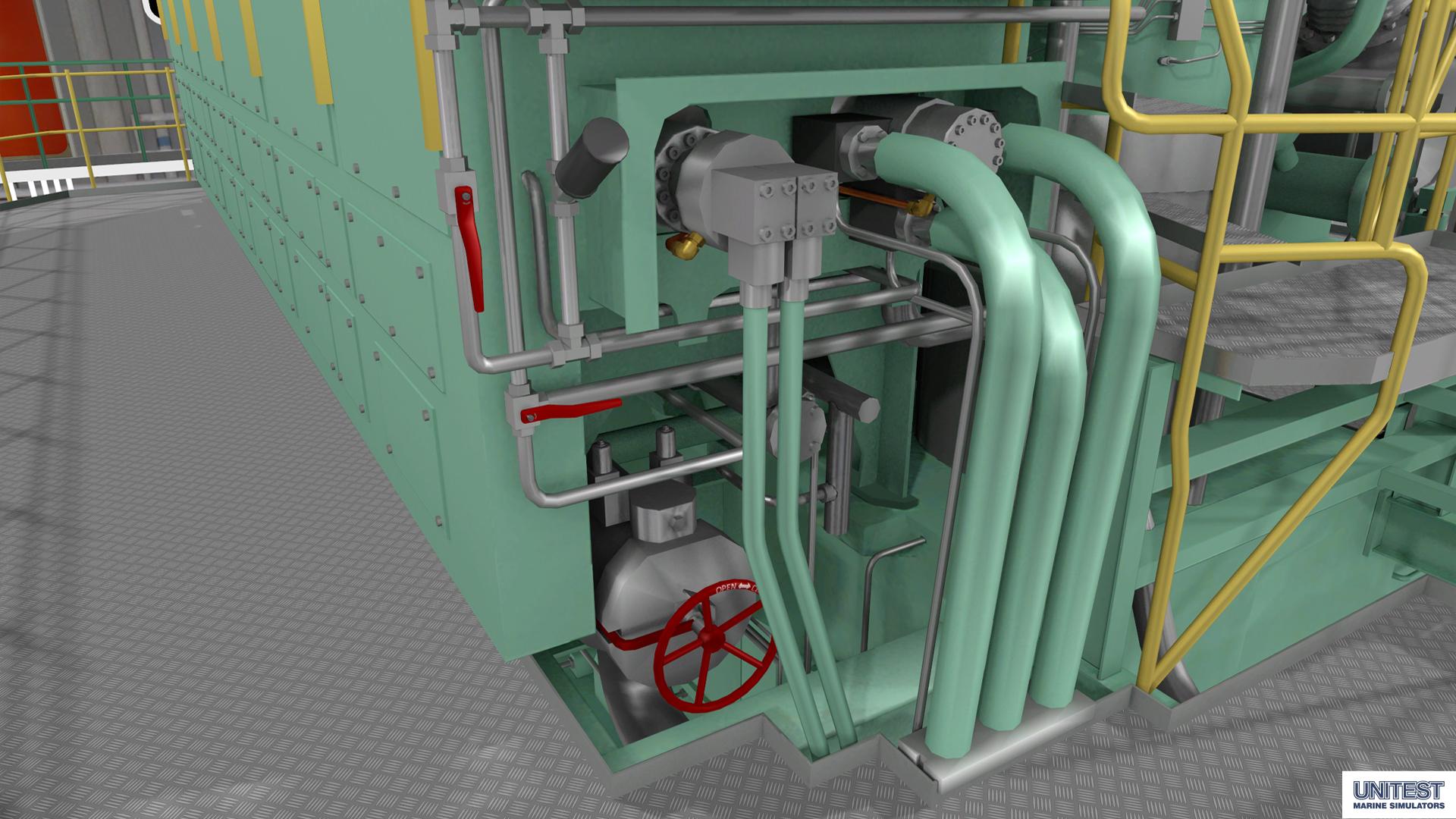 W Xpert3d Unitest Marine Simulators