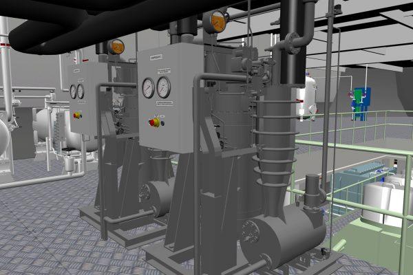 Cargo refrigeration compressors
