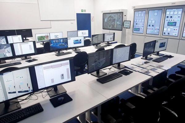Unitest Marine Simulators AMW Gdynia
