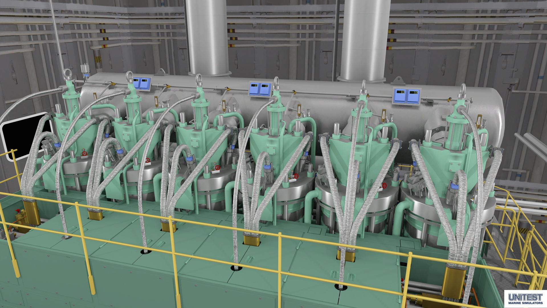 W-Xpert3D – Unitest Marine Simulators
