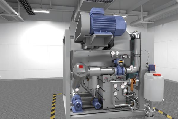 Unitest Marine Simulators ORCA Offshore Freshwater Generator Alfa Laval