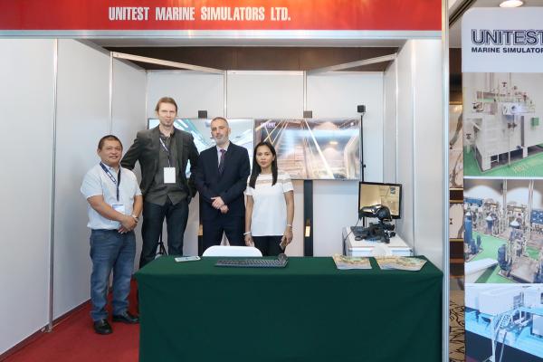 Unitest Marine Simulators Manila ICERS14