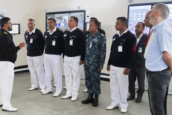 UMS Bangladesh Navy