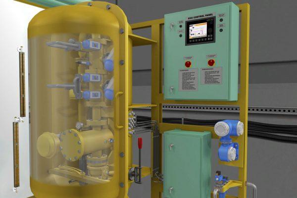 LNG Gas Valve Unit (GVU)
