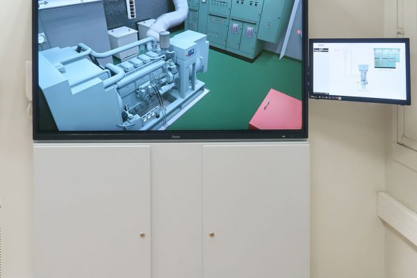 Unitest Full Mission Simulator in Marseille, France
