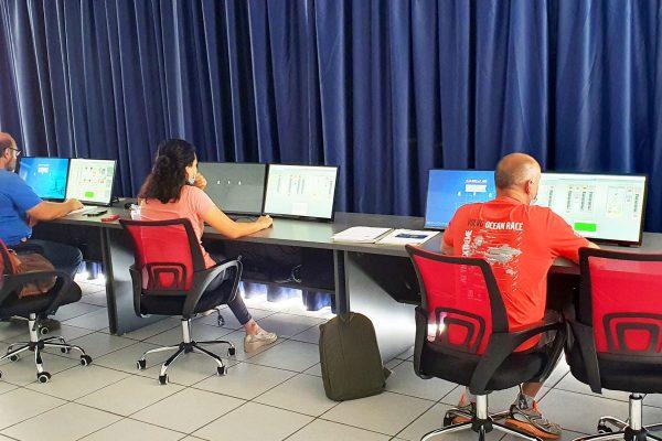 Canary Islands Unitest Marine Simulators 2020