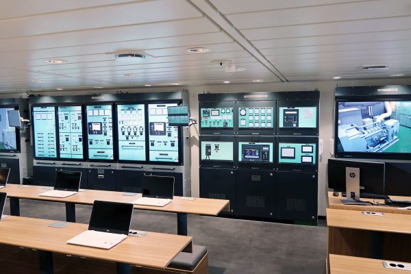Unitest Marine Simulators Busan Korea