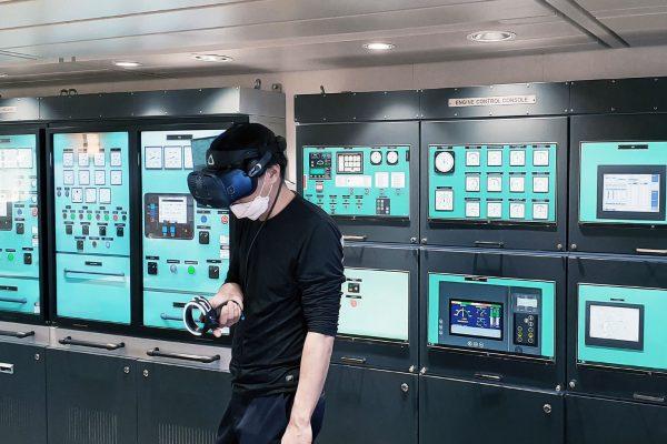 Unitest Marine Simulators Busan Korea